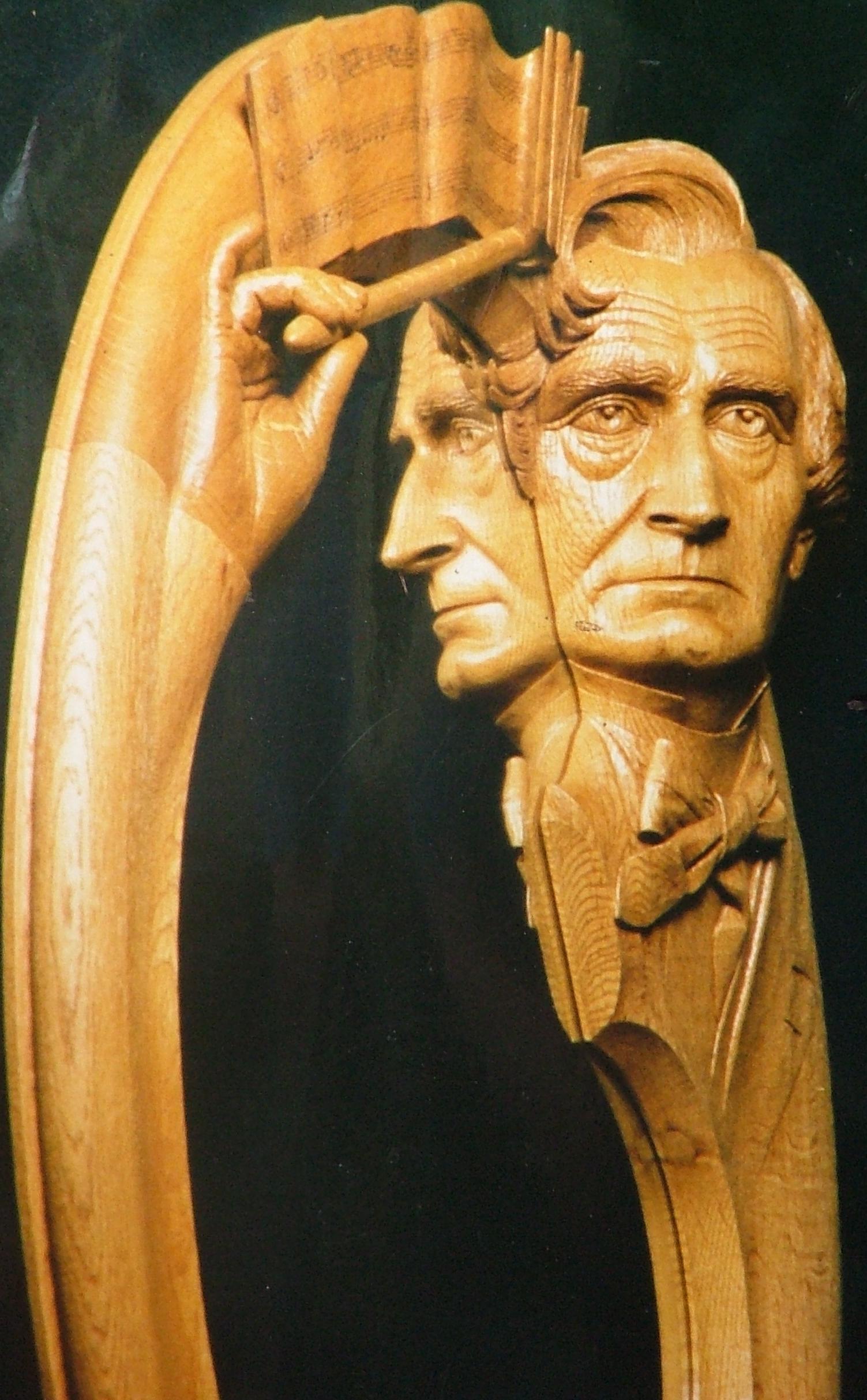 Accueil Scuplture Berlioz n°5 Philippe Gilbert